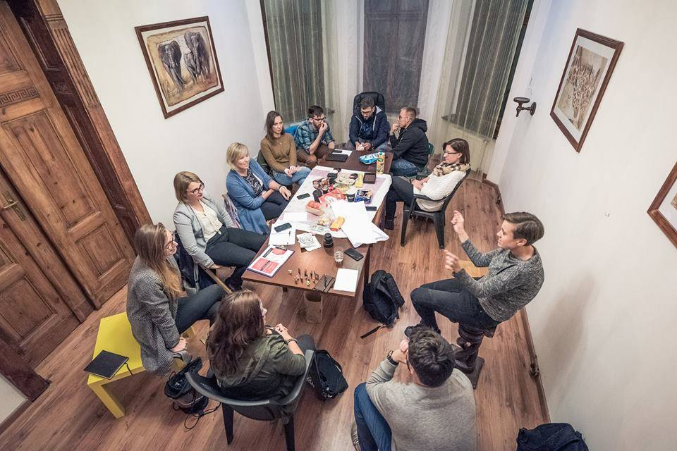 Przygotowania konferencji - spotkanie