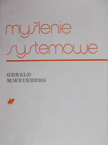 Myślenie systemowe, Wydawnictwo WNT, Warszawa 1979